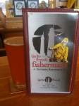 Margaret paid a visit to the Gloucester, MA and grabbed a Fisherman's Honey Piilsener